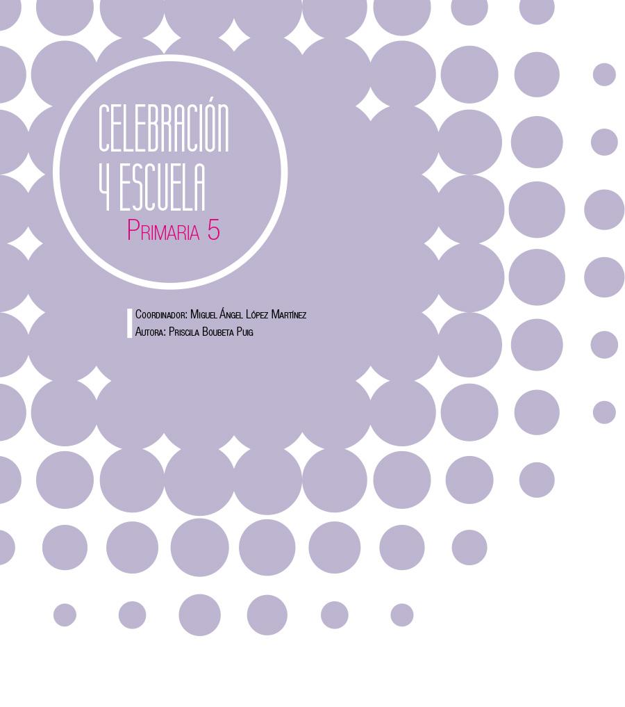 Celebración y escuela Primaria 5